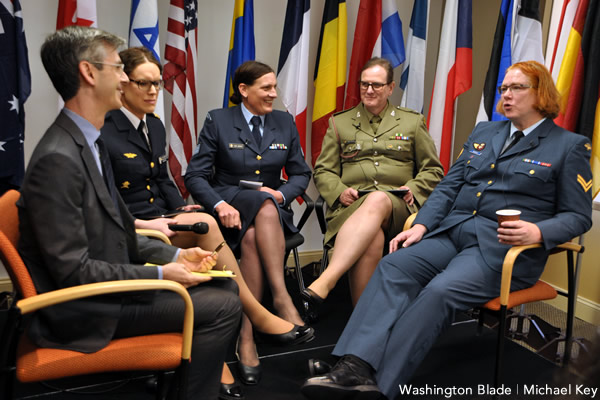 transgender, service members, gay news, Washington Blade