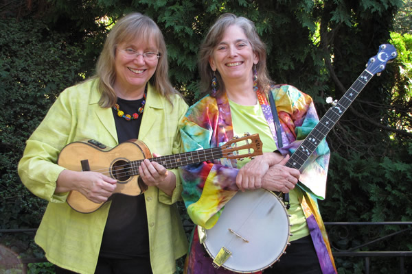 Cathy Fink, Marcy Marxer, gay news, Washington Blade, Hank Williams tribute