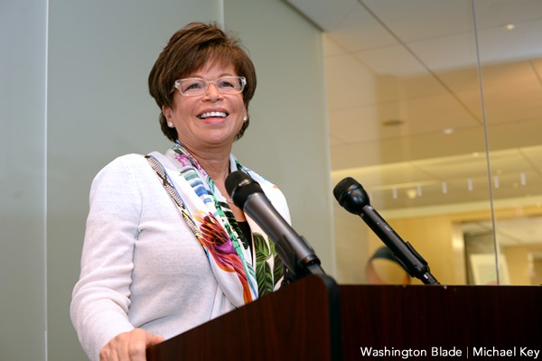 Valerie Jarrett, Freedom to Marry, gay news, Washington Blade, gay marriage, same-sex marriage, marriage equality, Obergefell v. Hodges