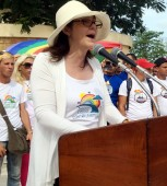 Mariela Castro Espín, Cuba, gay news, Washington Blade, International Day Against Homophobia and Transphobia, IDAHAT