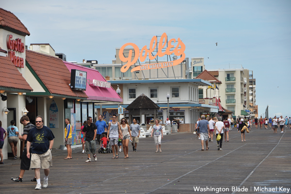 Rehoboth Beach, gay news, Washington Blade