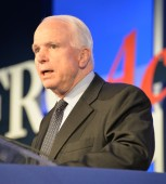 John McCain, Values Voter Summit, gay news, Washington Blade, United States Senate, Republican Party, Arizona