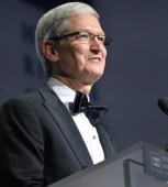 Tim Cook, Apple, Human Rights Campaign National Dinner, HRC, gay news, Washington Blade