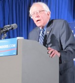 Bernie Sanders, New Hampshire primary, gay news, Washington Blade