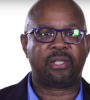 The DNC LGBT Caucus Chair Earl Fowlkes appears in a video urging confirmation of Obama's Supreme Court pick. (Screenshot via YouTube)