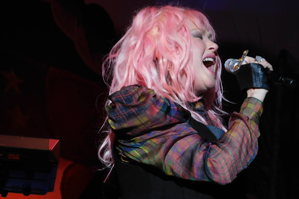 Cyndi Lauper, gay news, Washington Blade
