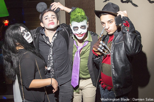 Halloween parties, gay news, Washington Blade