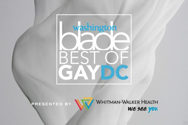 2016 Best of Gay DC Awards