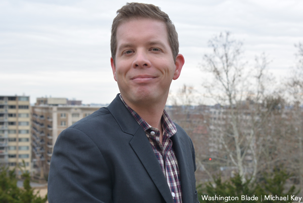 Chris Allen, gay news, Washington Blade