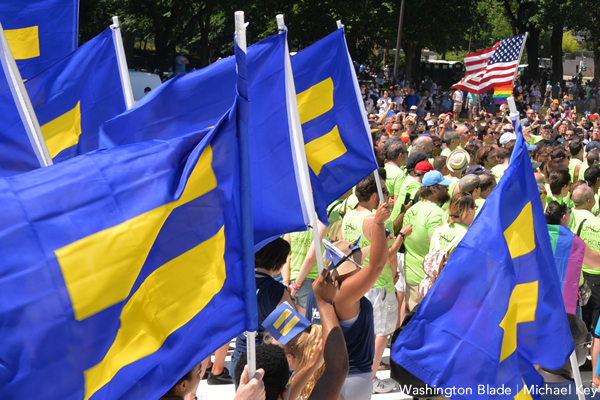 Human Rights Campaign, gay news, Washington Blade, Equality March