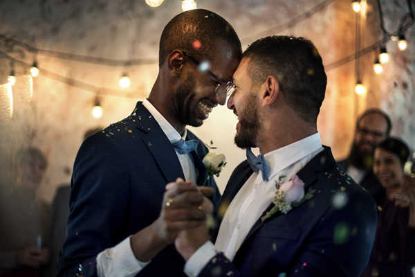 gay wedding, gay news, Washington Blade