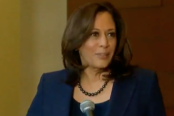 Kamala Harris, gay news, Washington Blade