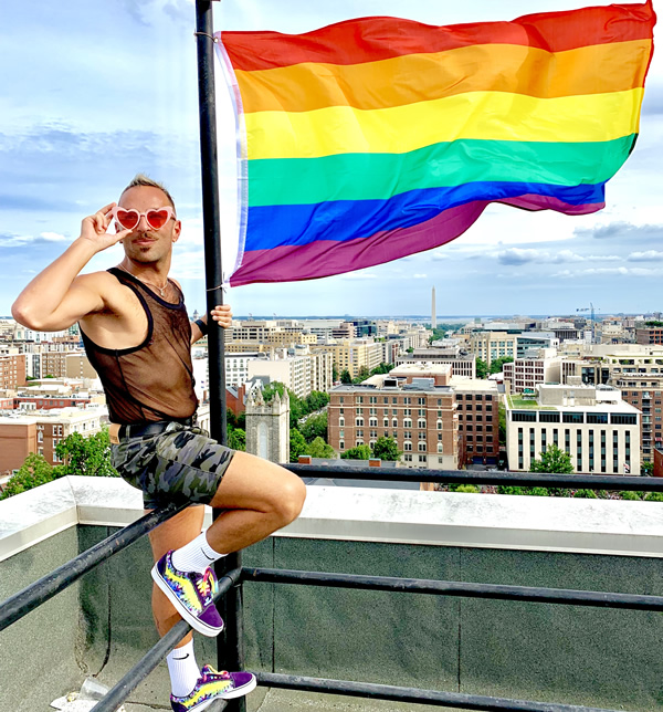 Timur Tugberk, gay news, Washington Blade