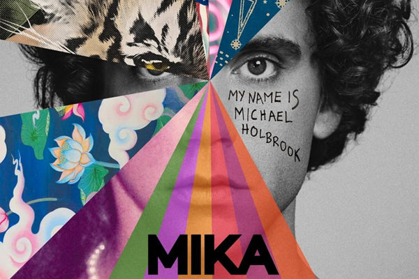 Mika My Name is Michael Holbrook review, gay news, Washington Blade