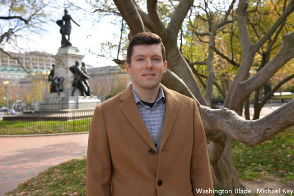 Ryan McClure, gay news, Washington Blade