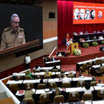 Raúl Castro speaks about LGBTQ rights during Communist Party congress