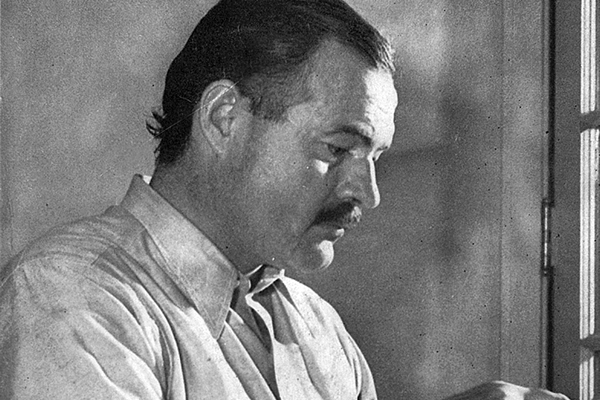 Ernest Hemingway, gay news, Washington Blade