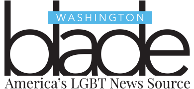 Washington Blade – America's Leading Gay News Source headlogo